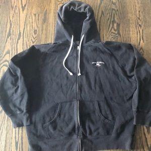 Men's xl Ralph Lauren polo jeans zip hoodie